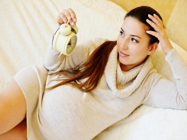 Safe Sleeping Positions During Pregnancy Boldsky Com