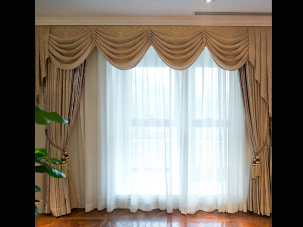 curtain colours for a winter home. Black Bedroom Furniture Sets. Home Design Ideas