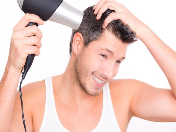 Hair Care Tips For Split Ends In Men Boldsky Com