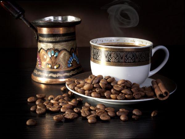 Caffeine erection