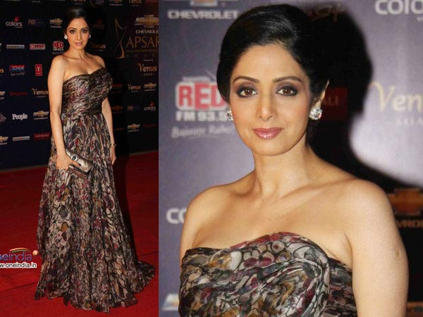 Image result for sridevi and sonam kapoor