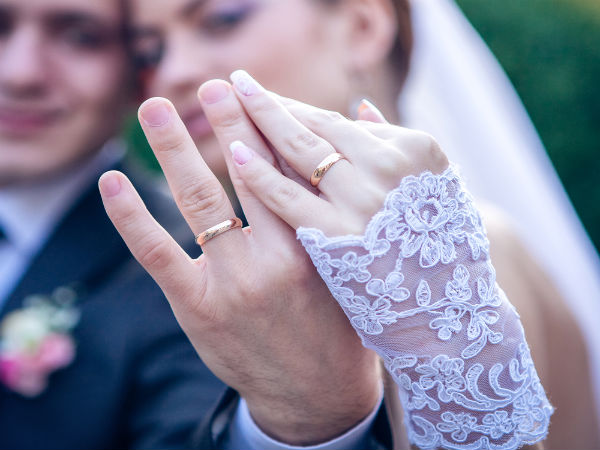 Significance Of Wearing Wedding Ring
