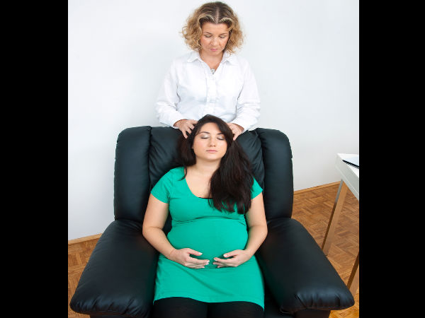Massages For Pregnant Wife