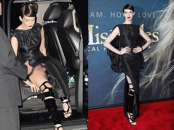 Wardrobe Malfunctions Hathaway Worst Wardrobe ...