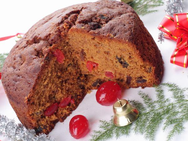 Christmas Plum Cake Recipe - Boldsky.com