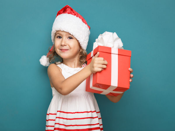 Best Christmas Gifts For Kids - Boldsky.com