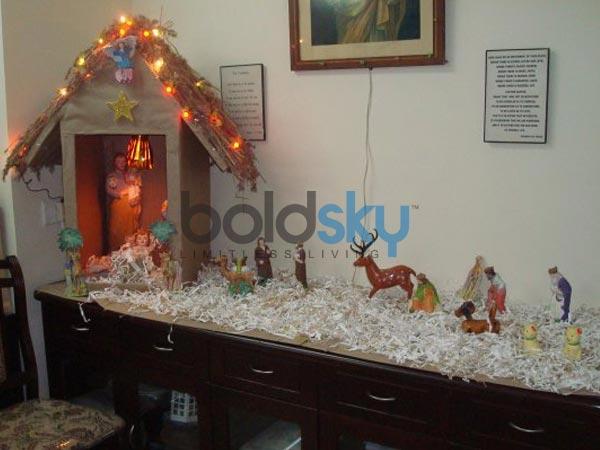 Christmas Crib Design Plans