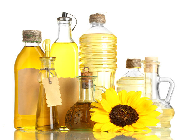 Cooking Oils For Hair Care
