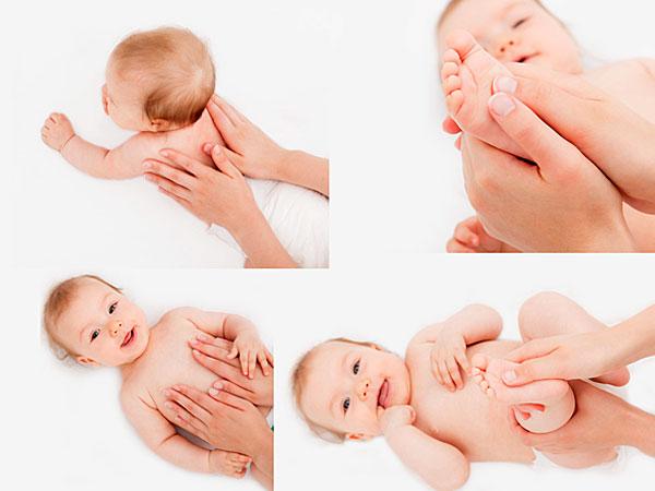 Benefits Baby Massage | Massaging Baby