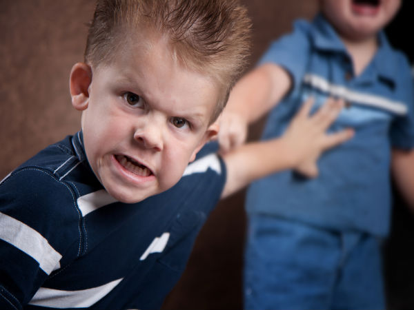 How To Deal With A Bad-Tempered Child?