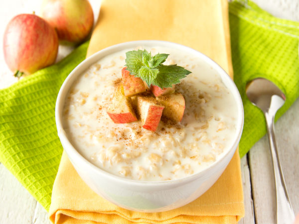 Healthy Breakfast Ideas: Vegetarian Porridge Recipes