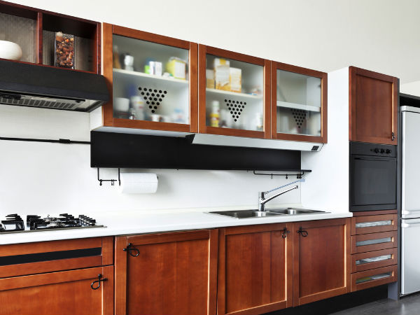 8 Low-cost Ideas To Update Your Kitchen Cabinets - Boldsky.com