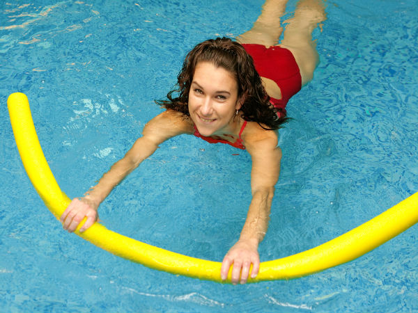 Is aqua aerobics safe during pregnancy - Can i swim in a pool while pregnant ...