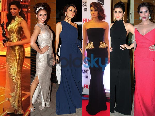 Filmfare Awards 2014: Best Dressed List