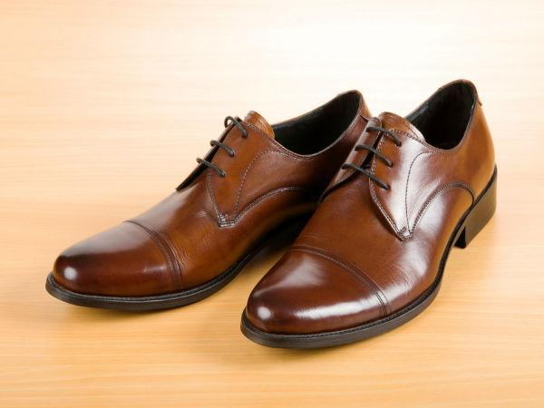 Choosing The Right Formal Shoes: Tips For Men - Boldsky.com