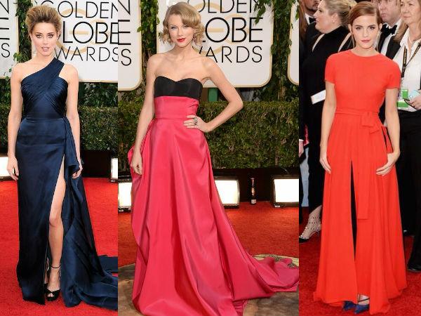 Golden Globe Awards 2014: Best Dressed