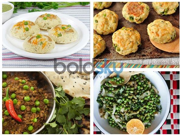Delicious Recipes Using Green Peas