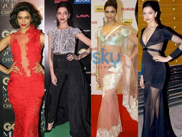 What Deepika Padukone Should Wear At Filmfare Awards 2014?