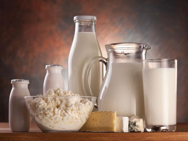 Types Of Milk & Its Health Benefits