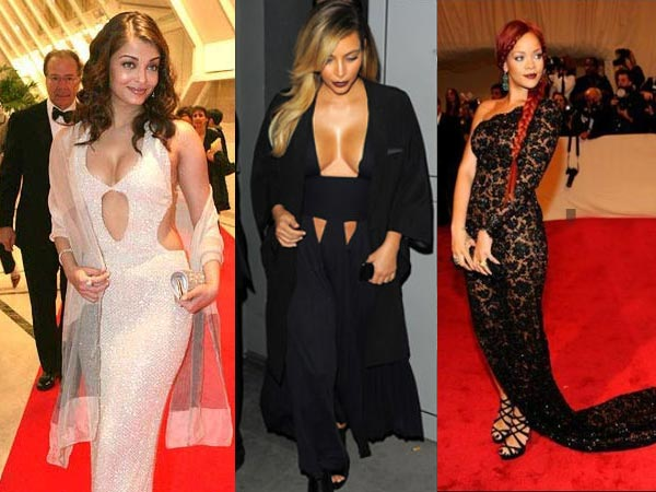 Going Bra-less: The New Trend With Celebrities?