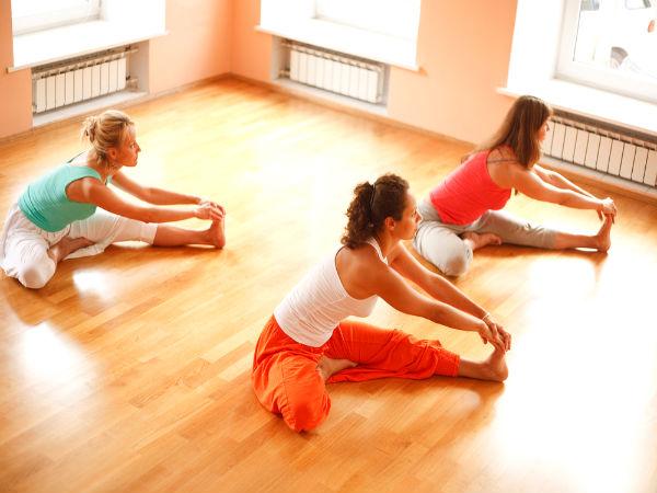 Best Yoga Poses For Second Trimester Pregnancy Tips Boldsky Com