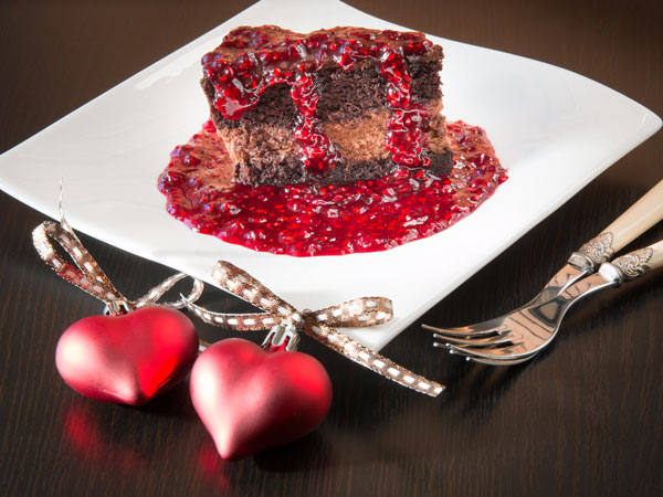 Valentine S Day Chocolate Cake Images : Chocolate Cake Recipes For Valentine s Day - Boldsky.com