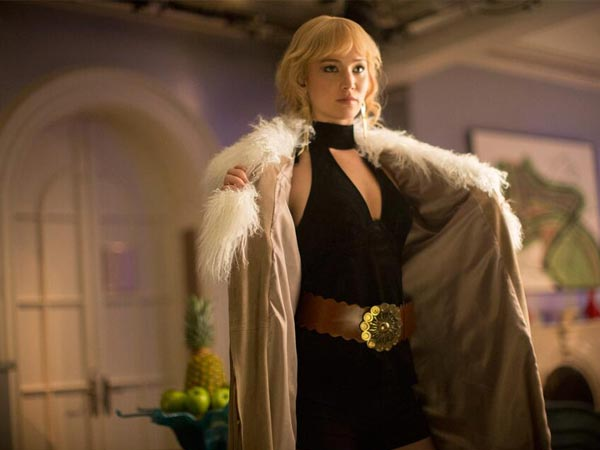 HOT: Jennifer Lawrence At X Men Still