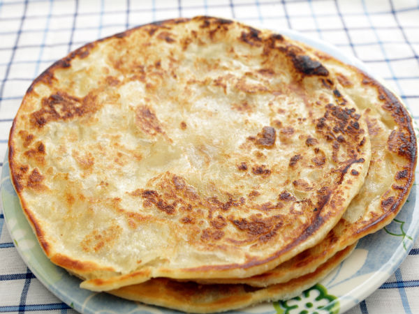 Baked Methi Paratha | Paratha Recipes | Low Fat Recipe