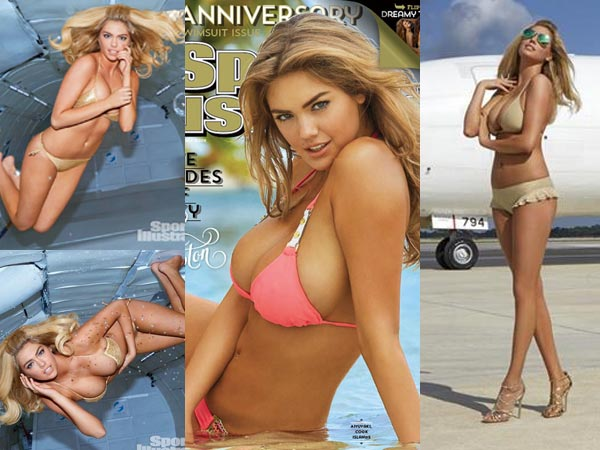 Can suggest Kate upton hot bikini cleavage not logical