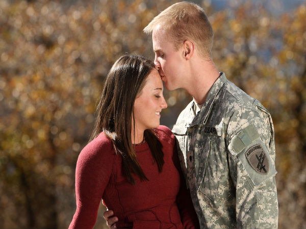 Tips On Dating An Army Guy