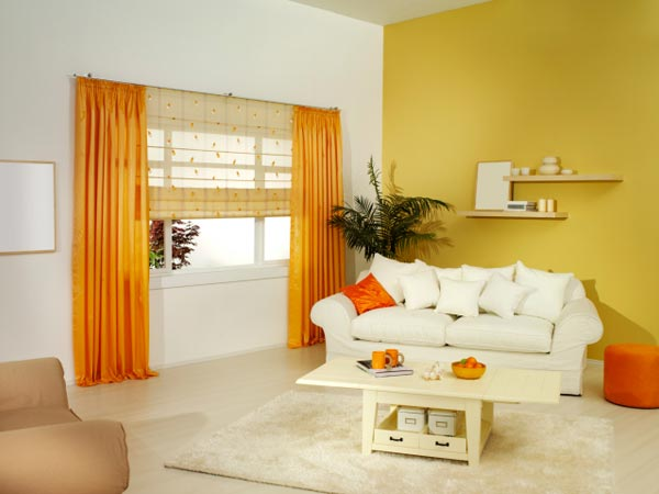 Decor ideas for your living cum drawing room for Difference between living room and family room