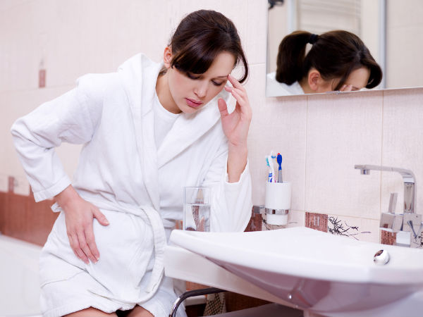 Causes Of Nausea In The Third Trimester
