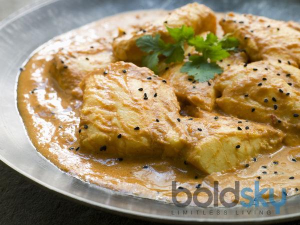 Meen Moilee: Kerala Fish Curry