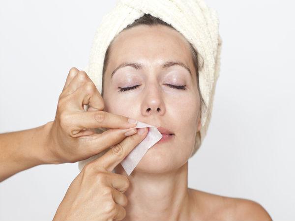Natural Methods To Get Rid Of Facial Hair