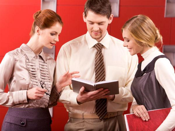 Interfering Colleague Spoiling Love Life? - Boldsky com