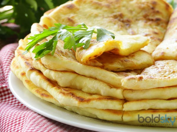Coconut Puran Poli: Ugadi Sweet Recipe