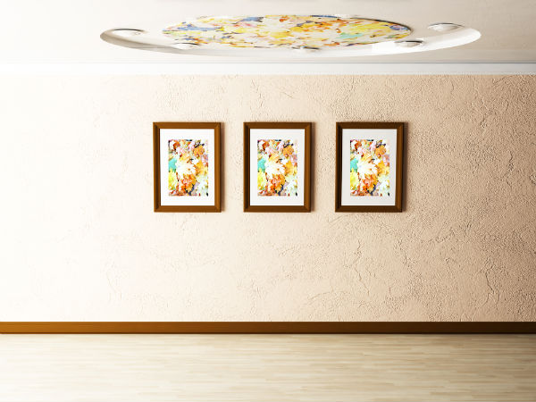 Cute Decorating Wall With Photos Decor Ideas Places To Put Photos