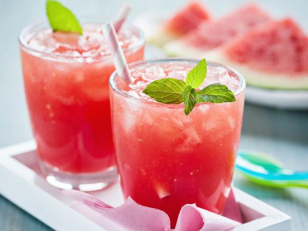 Watermelon Smoothie With Yogurt Recipe Boldsky Com,Veggie Burger Brands