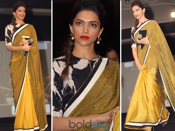 d627ab30703102 NDTV Awards 2014: Deepika Padukone - Boldsky.com