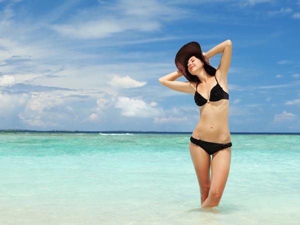 Bikini line problems