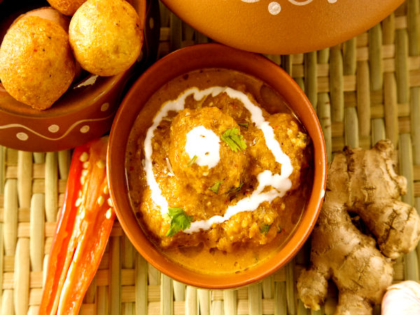 Mother 39 s day special noor jahani kofta recipe for Awadhi cuisine vegetarian
