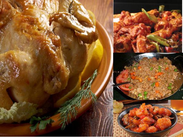 chinese food manchurian