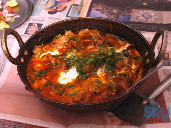 Weekend spcl creamy kadai chicken recipe boldsky weekend spcl creamy kadai chicken recipe forumfinder Gallery