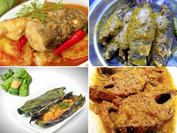 Traditional bengali fish recipes for jamai sasthi for Vegetarian that eats fish