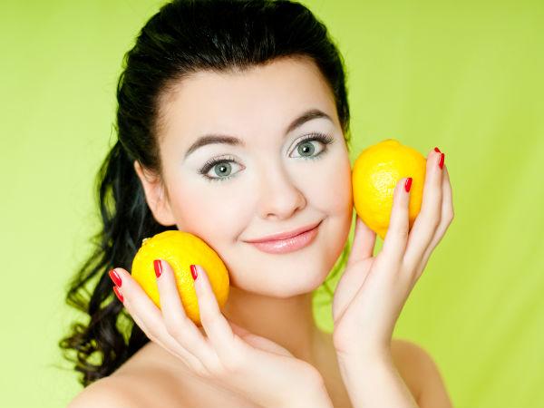 Ways To Use Lemon Juice To Make Lips Lighter - Boldsky com