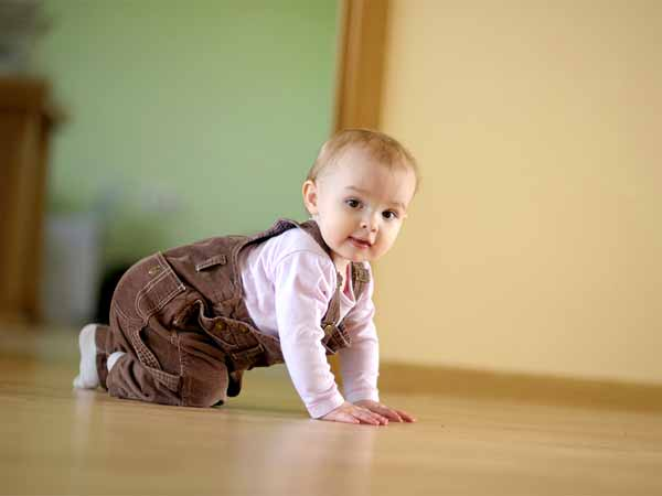 7 Things To Do When Baby Starts Crawling Boldsky Com