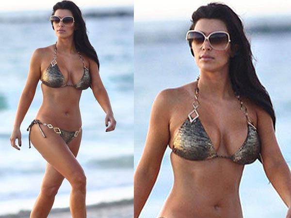 17 Best Bikini Looks Of Kim Kardashian Boldsky Com