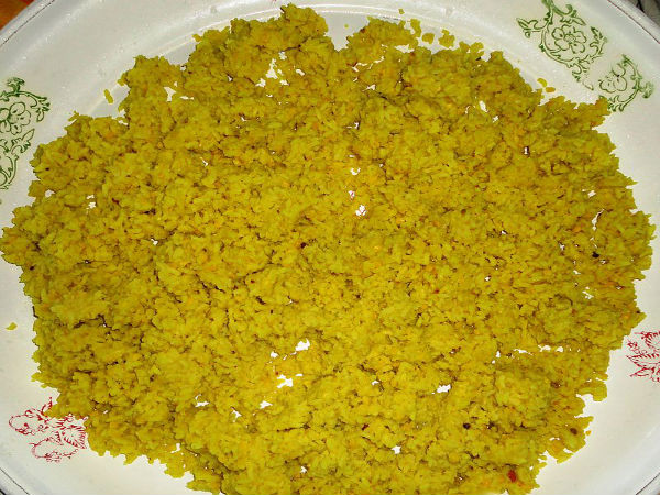 Dal Khichdi: Indian Rice Recipe