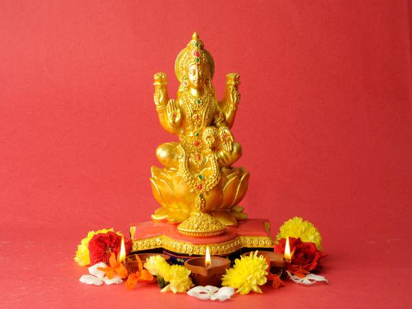 10 Ways To Attract Goddess Lakshmi On A Friday - Boldsky com