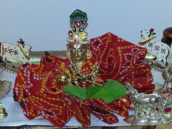 Decoration Ideas For Krishna Idol Janmashtami Spcl